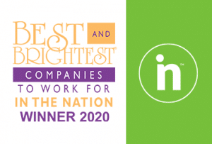 2020 Best and Brightest Company to work